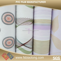 Any Color As You Like plastic sheet pvc rigid film 0.5mm thick