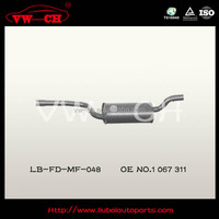 Auto parts/auto engine/car exhaust pipe 1067311