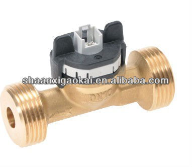 Intelligent Brass Water Flow Sensor