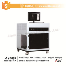 5K 2D 3D crystal laser engraving machine include 2D to 3D software