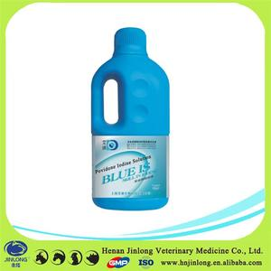 Veterinary Poultry Farm Soil Disinfectant Povidone Iodine Solution With Best Price