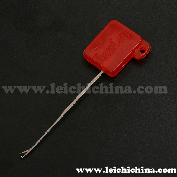 Carp fishing tackle terminal boilie baiting needle