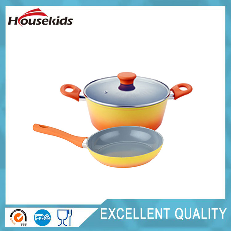 Hot selling kitchenware and cookware for wholesales HS-CJS038