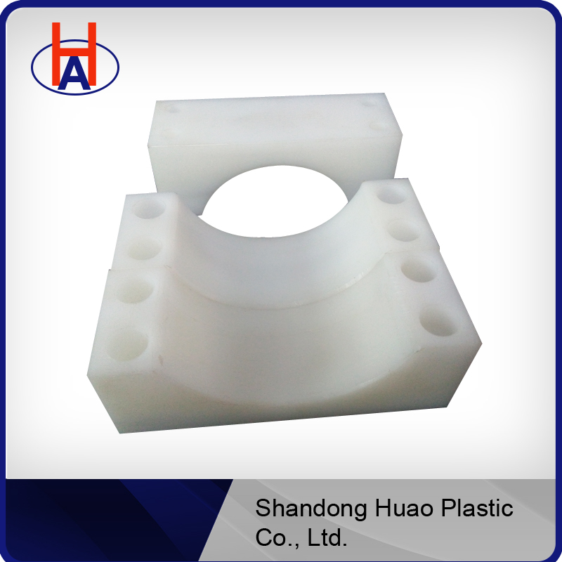 new design cnc uhmwpe parts wear resistant /uhmw polyethylene parts