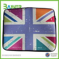 Waterproof anti-shocked 11.6 custom neoprene laptop sleeve