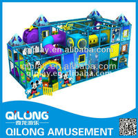 2016 daycare climbing toys plastic indoor playground