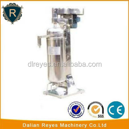 High efficiency Tubular centrifuge used in oil-water separation/ tubular separater centrifuge