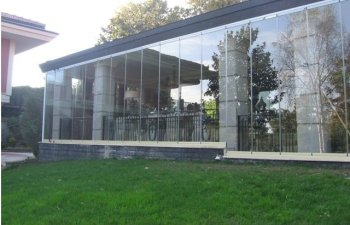 Mobile Glass, Glass Wall, Glass Balkony