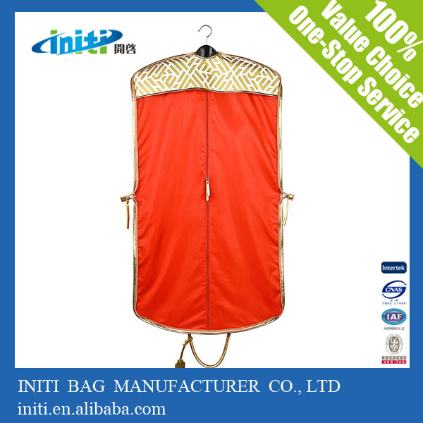 2015 promotional dance competition garment bags with high quality