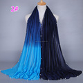 New two tone pearls Muslim Hijab Scarves,long shawls,can choose colors YW09
