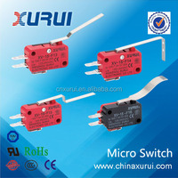 Professional factory quality guaranteed micro switch cross reference
