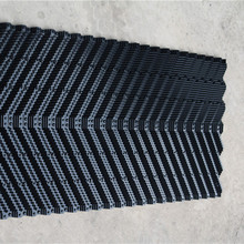 Open /closed cooling Tower Fill sheets PVC filler, Fill film