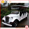 CE approved Classic frame electric car for sale /golf cart chassis high performance for sale