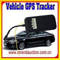 New Model GPS/GSM Voice Vehicle Tracker/Car Alarm System SOS Vehicle GPS Tracker