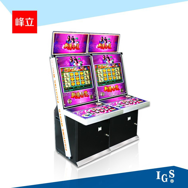 "32""/22""/19"" display high resolution vedio game machine for fun center-Pan Jinlan"