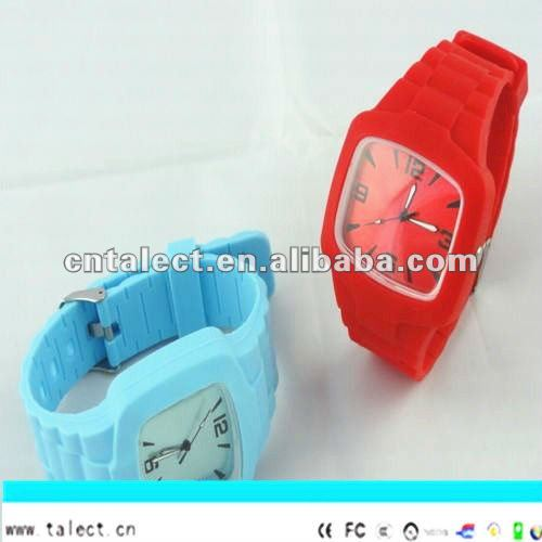 2012 new vogue watch silicone watches