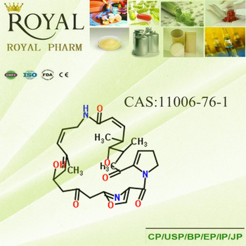 professional supplier for API Virginiamycin cas no 11006-76-1