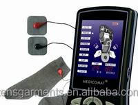 Medical digital therapy machine acupuncture pads