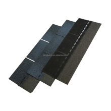 Fiberglass modified asphalt roofing shingles architectural roofing tiles