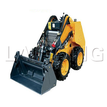 new and used mini skid steer loader for sale from china big factory