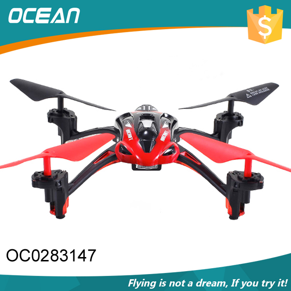 Top sale colorful manufacturer 2.4g rc drone quadcopter in hot trend