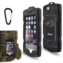 Waterproof Heavy Duty Hybrid Swimming Dive mobile phone back cover Water/Dirt/Shock Proof smartphone case For phone6