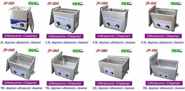 LPs record ultrasonic cleaner 6.5L tank capacity 180W ultrasonic power