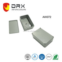 OEM grey meter aluminum waterproof case