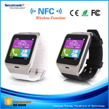 MTK6577 Smart Watch Phone GV18 with Nfc Wifi Bluetooth Looking for Import and Export Partners