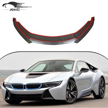 Carbon Fiber Lip Splitter voor BMW I8 Base Coupe 2014-2018