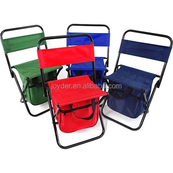European standard eco-friendly Portable Sport backpack chair bag in stock