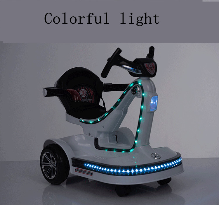 New design kids electric battery cars three wheels battery motocycle for kids