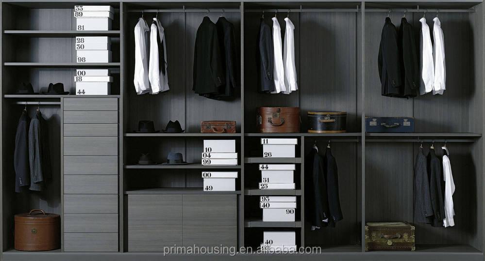 PRIAM Double Color Wardrobe Design Furniture Bedroom