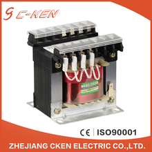 Cken Yueqing City Clamp Current Single Phase Power Transformer 230V AC To 12V AC