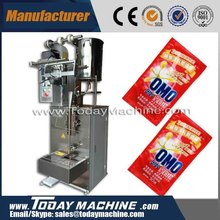 Fully-Automatic Combiner Measuring Laundry Detergent Packing Machine