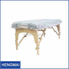 CPE Matress Cover Disposable Bed Linen Cover Surgical Table Cover