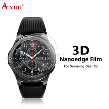 Hot Sale 2018 for Samsung Gear s2 s3 Smart Watch Tpu Full Screen Cover Protector
