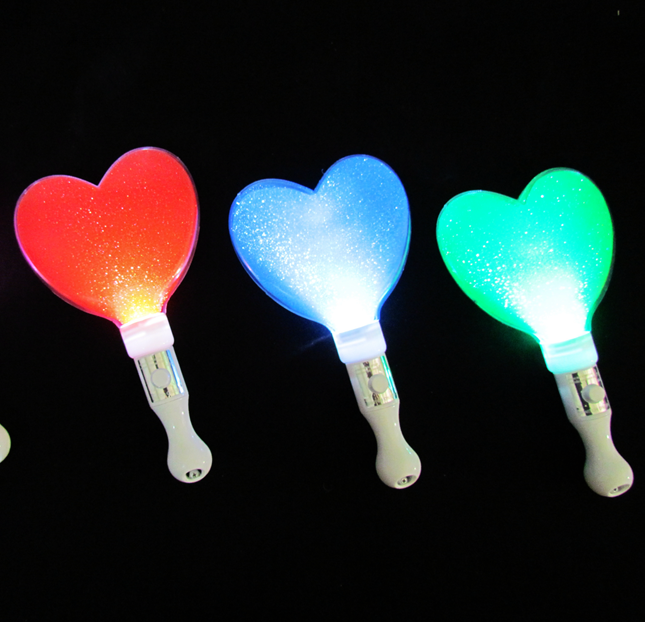 Concert favor glow light sticks