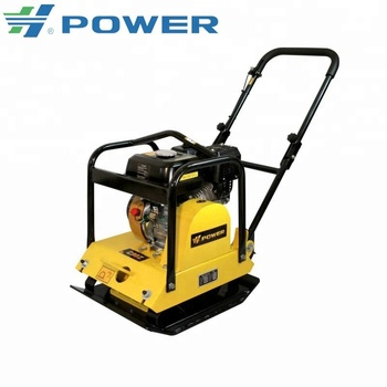Good sell for Indonesia Market!! 90KG Vibrating Plate Compactor HP-C90H with Honda Engine