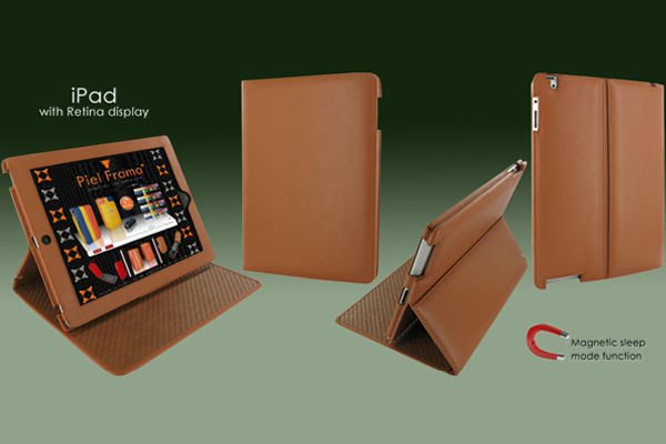 Cinema Leather Case for iPad