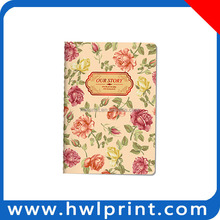 Wholesale Chinese Handmade Paper Journal Blank Notebook Diary