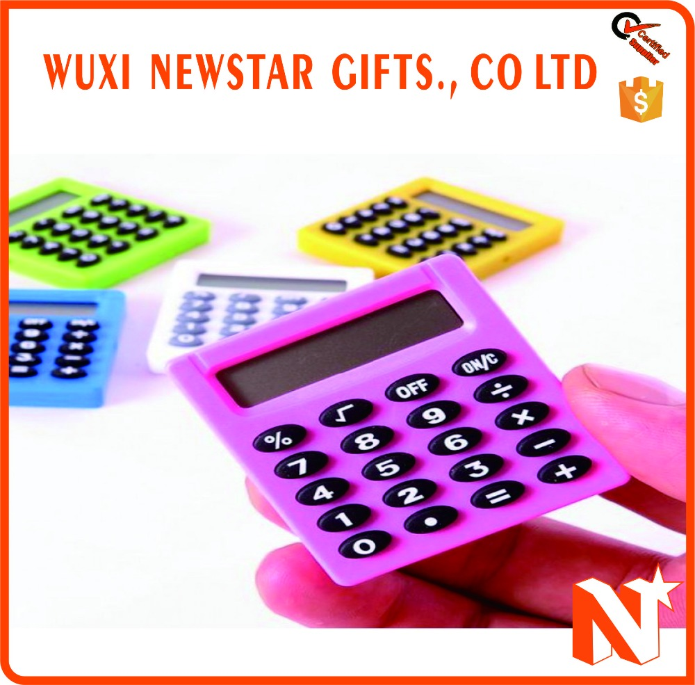 Most Popular Office Supply Custom Mini Calculator