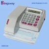 2014 Currency Check Writing Machine KSW310.