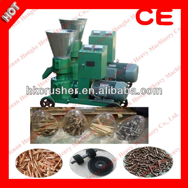 Famous Brand Small Type Wood Pellet Hammer Mill