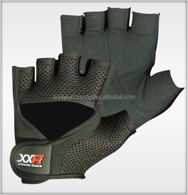 XXR Neoprene Padded Cycling Gloves MTB Mountain Bike Biker Gloves
