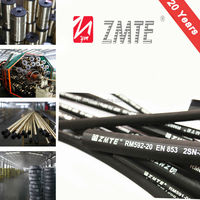 SAE 100R2AT / DIN / EN853 2SN fatigue resistance Hydraulic Hose standard as Gates