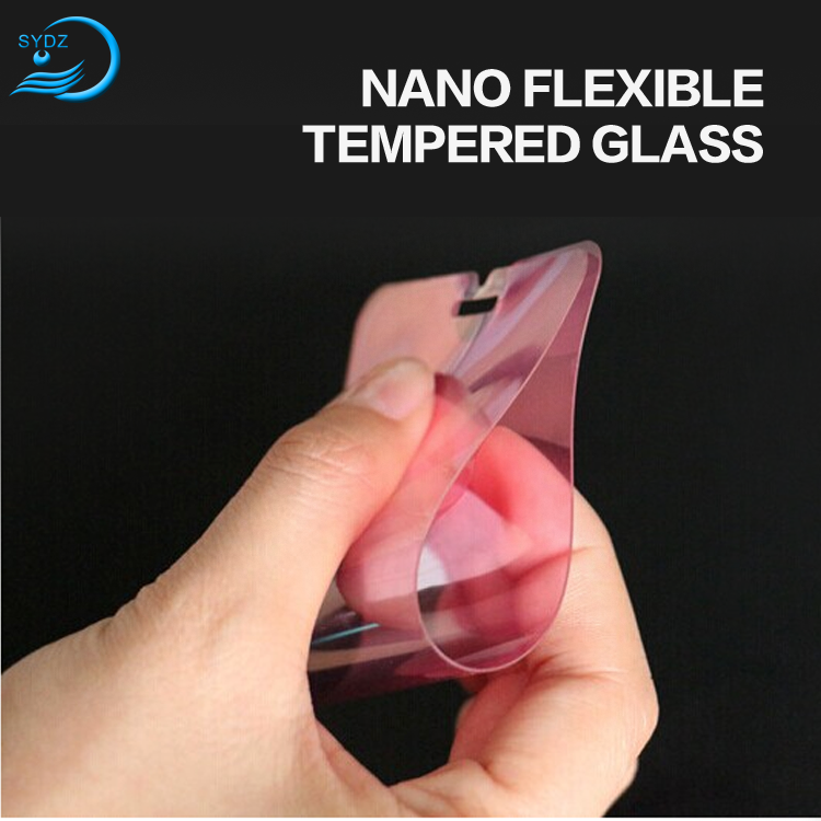 High Qualilty For Ipone 0.1mm Ultra-thin Flexible Nano Anti Shock Screen Phone Protector Film
