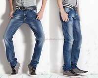 high quality hot selling 100% cotton distressed washing denim jeans blue mens jeans tops and jeans photos