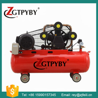 7 bar air compressor Beijing Olympic choose Feili 220 volt air compressor