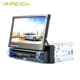 7 Inch Stereo Touch Screen Car DVD CD VCD Multimedia Video Play Universal MP3/MP4/MP5 Player